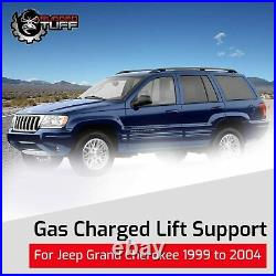 Rear Window Glass Hatch Shocks For 99-04 Jeep Grand Cherokee Lift Supports 2-PC