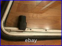 Rear rare left sliding window VW t3 t25 vanagon Syncro Westfalia