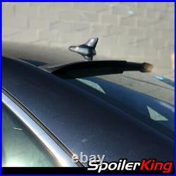 Rear window roof spoiler withcenter cut (Fits Audi A4 / S4 2017-on B9) 284RC