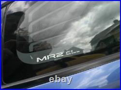Reproduction OEM MR2 Rear Window Panel Add On Kit