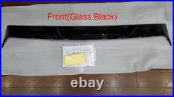 Roof Rear Window Glass Wing Spoiler (Fits HYUNDAI 2015-2019 LF Sonata New Rise)