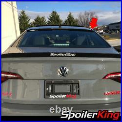 SpoilerKing 818RC Rear Spoiler Window Wing (Fits VW Jetta MK7 2019-on)