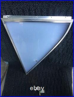 Sunbeam Tiger/Alpine Hardtop Right & Left Rear Windows also Included Window Trim