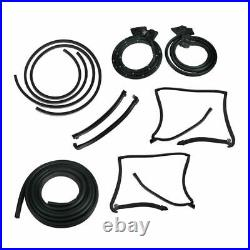 T-top Weatherstrip Replacement Rubber Seal Kit Set for Monte Carlo Grand Prix