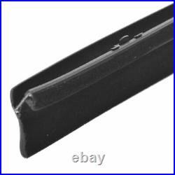 Tailgate Inner Outer Window Belt Weatherstrip Sweep Kit for 63-91 Jeep Wagoneer