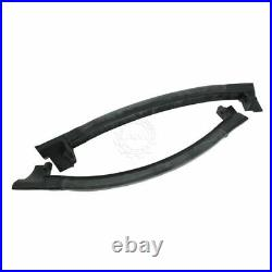Targa Top Mounted Side Weatherstrip Seal Pair for 97-04 Chevy Corvette