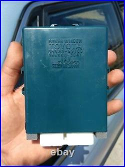 Toyota 4Runner Rear Tailgate Window Power Relay 85930-89105 91 92 93 94 95