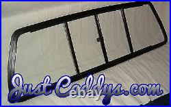 VW MK1 Caddy Pickup Rear Sliding Window Tinted Glass Slider