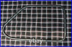 VW MK1 Rabbit GTi Jetta Rear Side Window seals -NEW OEM