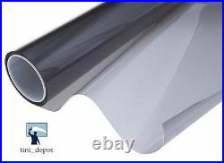 WINDOW TINT FILM ROLL DYED VLT 5% 60 x 100 FT CAR HOME BOAT OFFICE GLASS