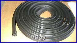 Weatherstrip 9pc Door + Roofrail+Trunk+Vertical+U-Jamb 62-65 Chevy II Nova seals