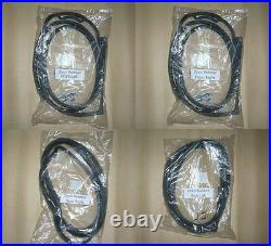 Weatherstrip Door Rubber Complete Seal for 85-96 Mercedes Benz W124 200E E320