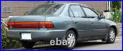 Weatherstrip Window Glass Door Belt Chrome for Toyota Corolla AE100 AE101 E100