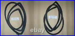 Weatherstrip Windshield Rubber Complete Seal for Toyota Corona RT52 RT55 coupe