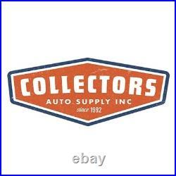 Window Sweeps Felt Kit for 1955-1957 Chevrolet 150 210 2 Door Sedan USA Made